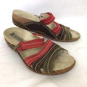 Mephisto Sandals 38 7.5 Strappy